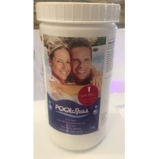 Pool Spas - PH Plus (increaser) 1kg