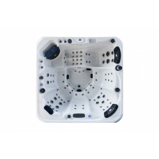 The Pool Spas Platinum Collection - Infinity Hot Tub