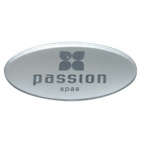 Oval Plastic Plate For Passion spas small rectangular pillow