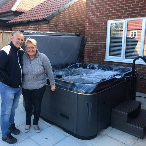 Image: 19 - Pool Spas Hartlepool Hot Tub Supplier