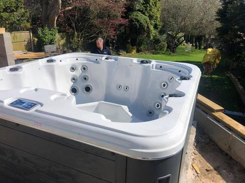 Image: 45 - Pool Spas Hartlepool Hot Tub Supplier