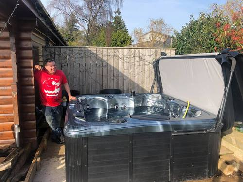 Image: 52 - Pool Spas Hartlepool Hot Tub Supplier