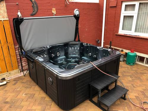 Image: 56 - Pool Spas Hartlepool Hot Tub Supplier