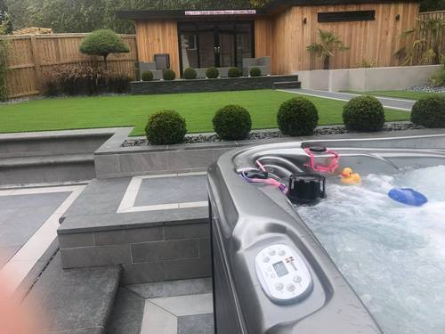 Image: 59 - Pool Spas Hartlepool Hot Tub Supplier