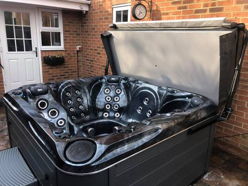 Image: 61 - Pool Spas Hartlepool Hot Tub Supplier