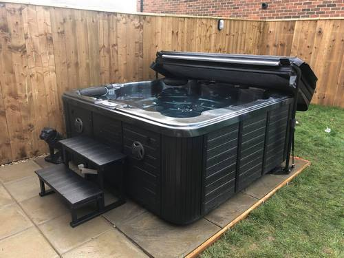 Image: 64 - Pool Spas Hartlepool Hot Tub Supplier