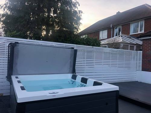 Image: 67 - Pool Spas Hartlepool Hot Tub Supplier