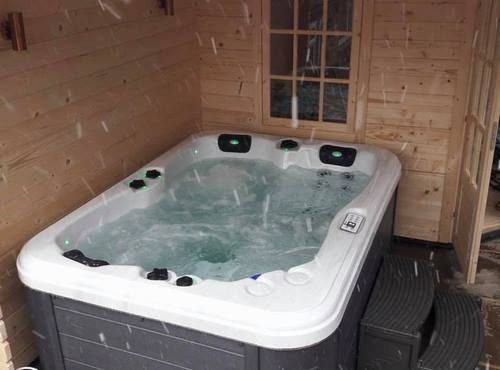 Image: 68 - Pool Spas Hartlepool Hot Tub Supplier