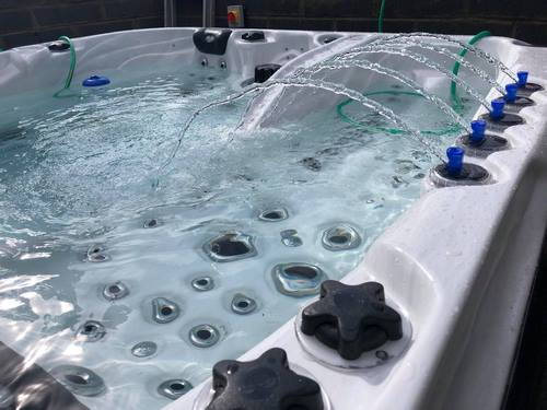 Image: 71 - Pool Spas Hartlepool Hot Tub Supplier
