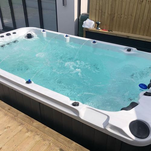 Image: 8 - Pool Spas Hartlepool Hot Tub Supplier