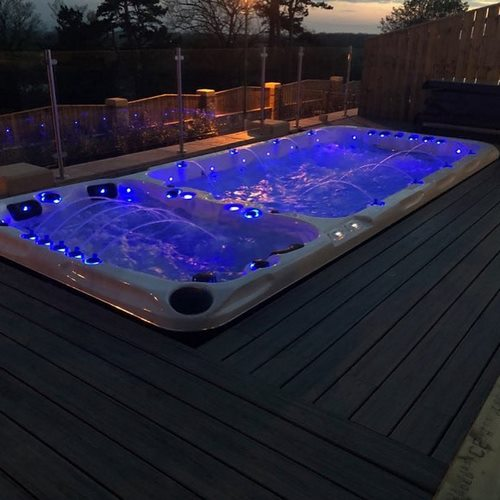 Image: 9 - Pool Spas Hartlepool Hot Tub Supplier