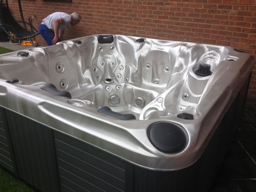 Image: 1 - Pool Spas Hartlepool Hot Tub Supplier