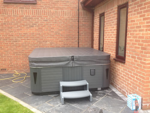 Image: 13 - Pool Spas Hartlepool Hot Tub Supplier