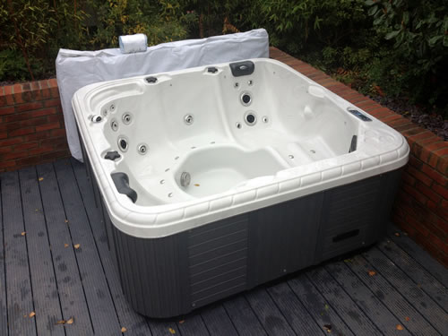 Image: 4 - Pool Spas Hartlepool Hot Tub Supplier