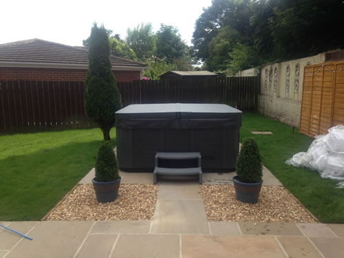 Image: 48 - Pool Spas Hartlepool Hot Tub Supplier