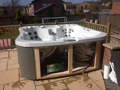 Image: 5 - Pool Spas Hartlepool Hot Tub Supplier