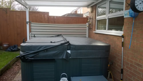 Image: 60 - Pool Spas Hartlepool Hot Tub Supplier