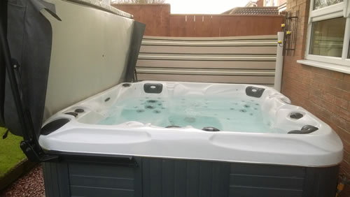 Image: 63 - Pool Spas Hartlepool Hot Tub Supplier
