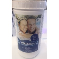 Pool Spas - Stabilised Chlorine Tablets 1kg