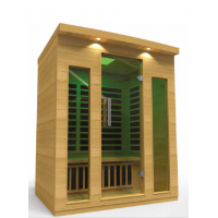 Pool Spas Oriana 3 Person Infrared Sauna