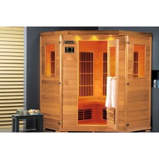 Lars 4 Person Infrared Cabin
